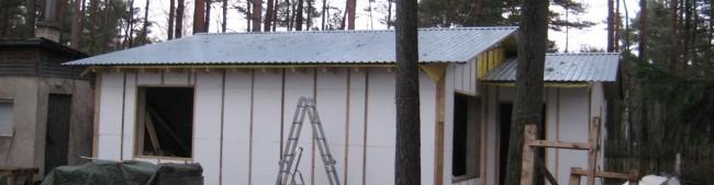 Eramaja ehitus